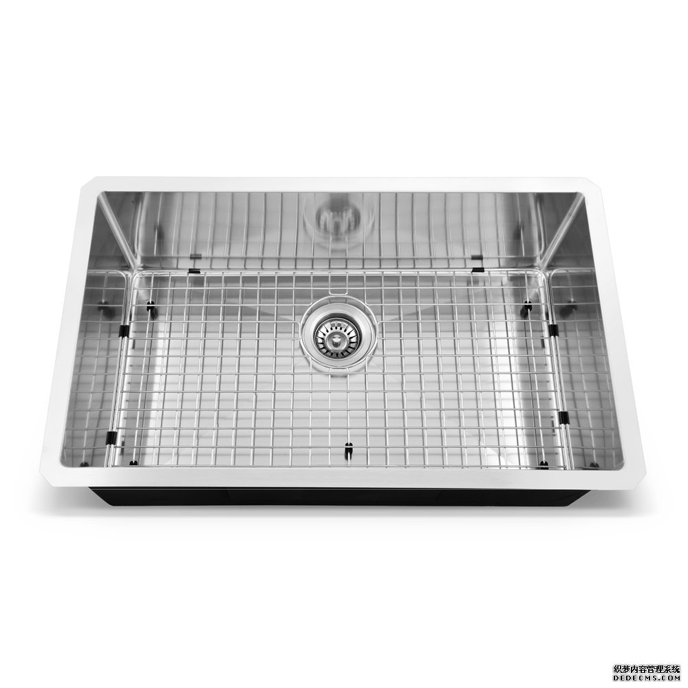 VCCUCINE 30 Inch Undermount Single Bowl Kitchen Sink