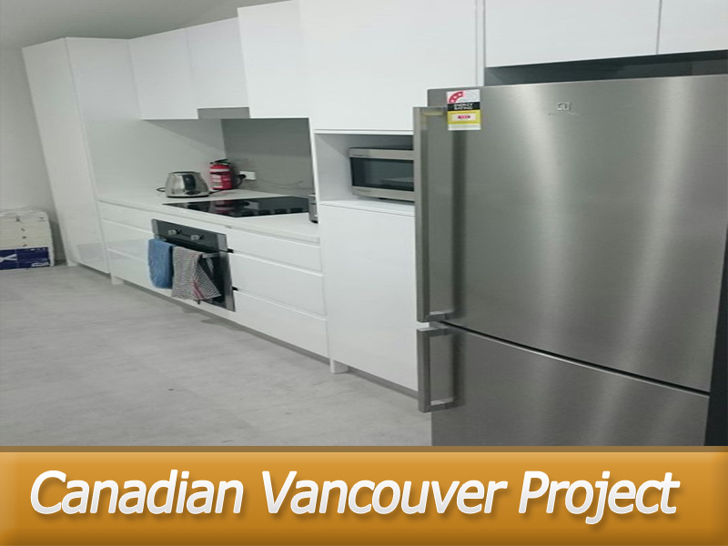 Canadian Vancouver project